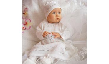 Комплекты для крещения для девочек (10)