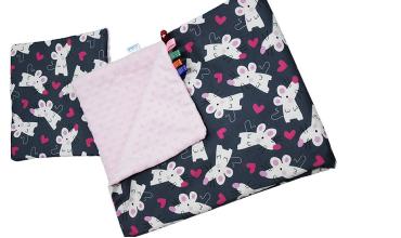 Комплект: подушка и плед (10)